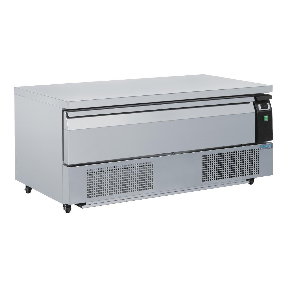 Polar DA995 U-Series Single Drawer Counter Fridge Freezer