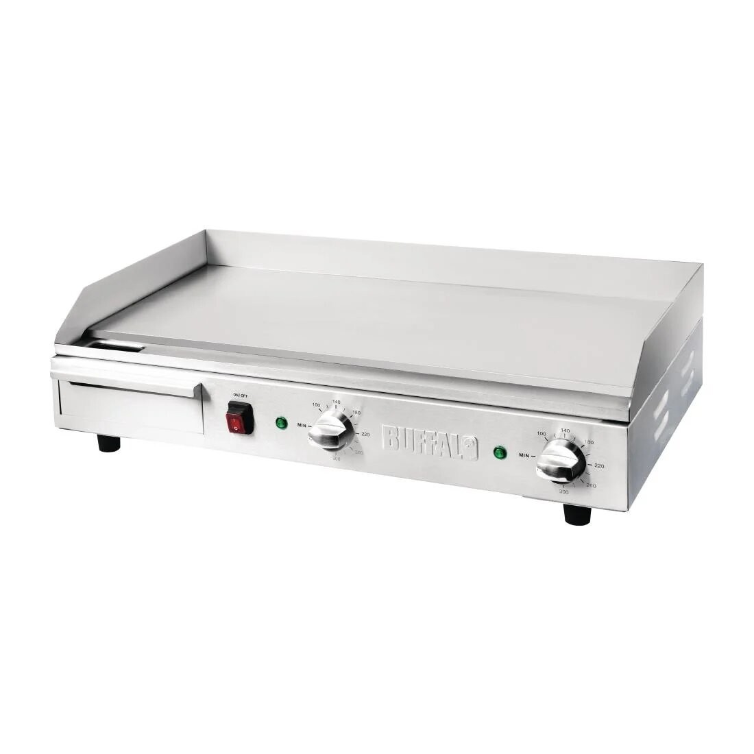 Buffalo DB167 Extra Wide Electric Griddle Steel Plate
