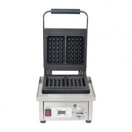 Buffalo DB170 Stainless Steel Waffle Maker - 60 Waffles per Hour