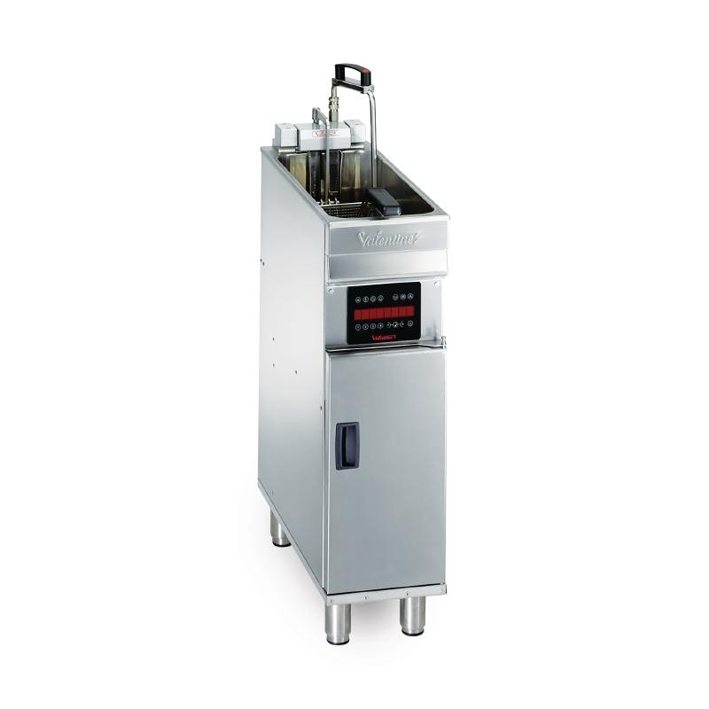 Valentine EVO250T Single Basket Electric Turbo Fryer