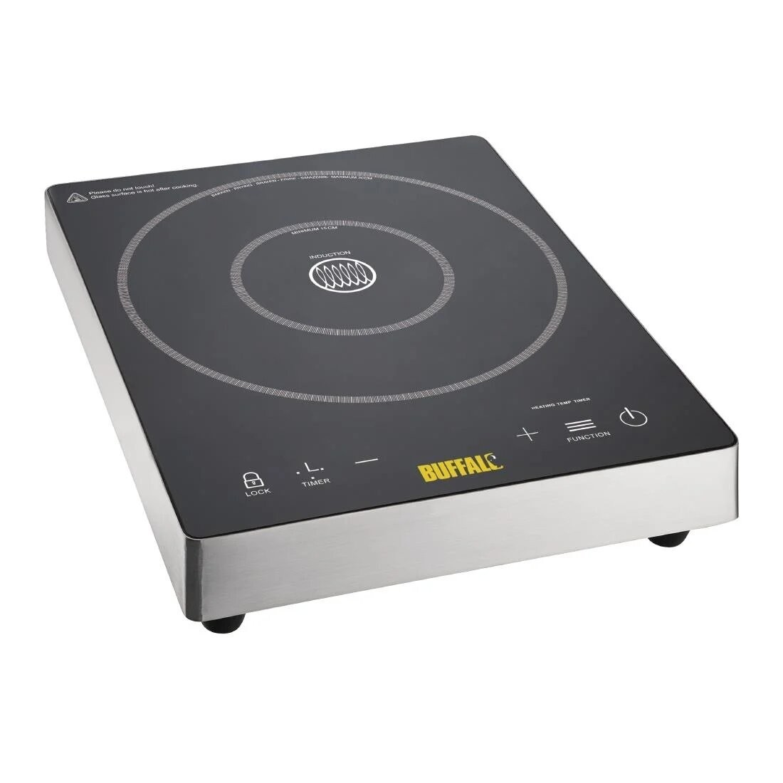 Buffalo DF825 Touch Control Single Induction Hob