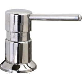 --- MECHLINE DLB-1458016 --- Delabie 1litre Soap Dispenser with Straight Spout