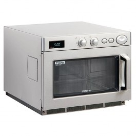 Samsung CM1519XEU Commercial 1500W Microwave with Manual Controls - DN586