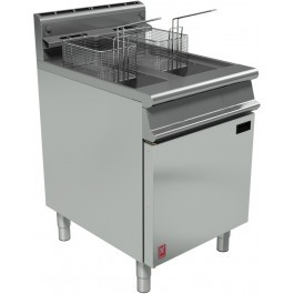 Falcon G3860 Dominator Single Pan Twin Basket Gas Fryer