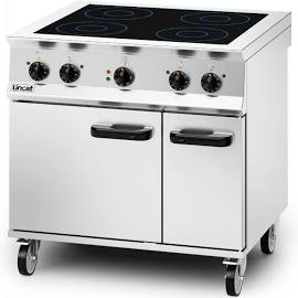 Lincat OE8017 Opus 800 Induction Range with 4 Hobs