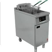 Falcon E401F Electric Fryer with Electric Filtration