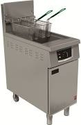 Falcon G401F Natural Gas Fryer with Electric Filtration