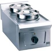 Falcon LD33 Pro-Lite Dry Heat Operation Two Pot Bain Marie