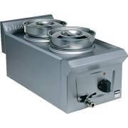 Falcon LD34 Pro-Lite Wet Heat Operation Two Pot Bain Marie