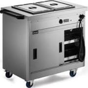 Lincat P6B2 Panther 670 Series Hot Cupboard With Bain Marie