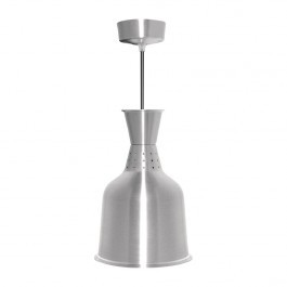 Buffalo DR756 Standard Heat Shade with a Silver Finish