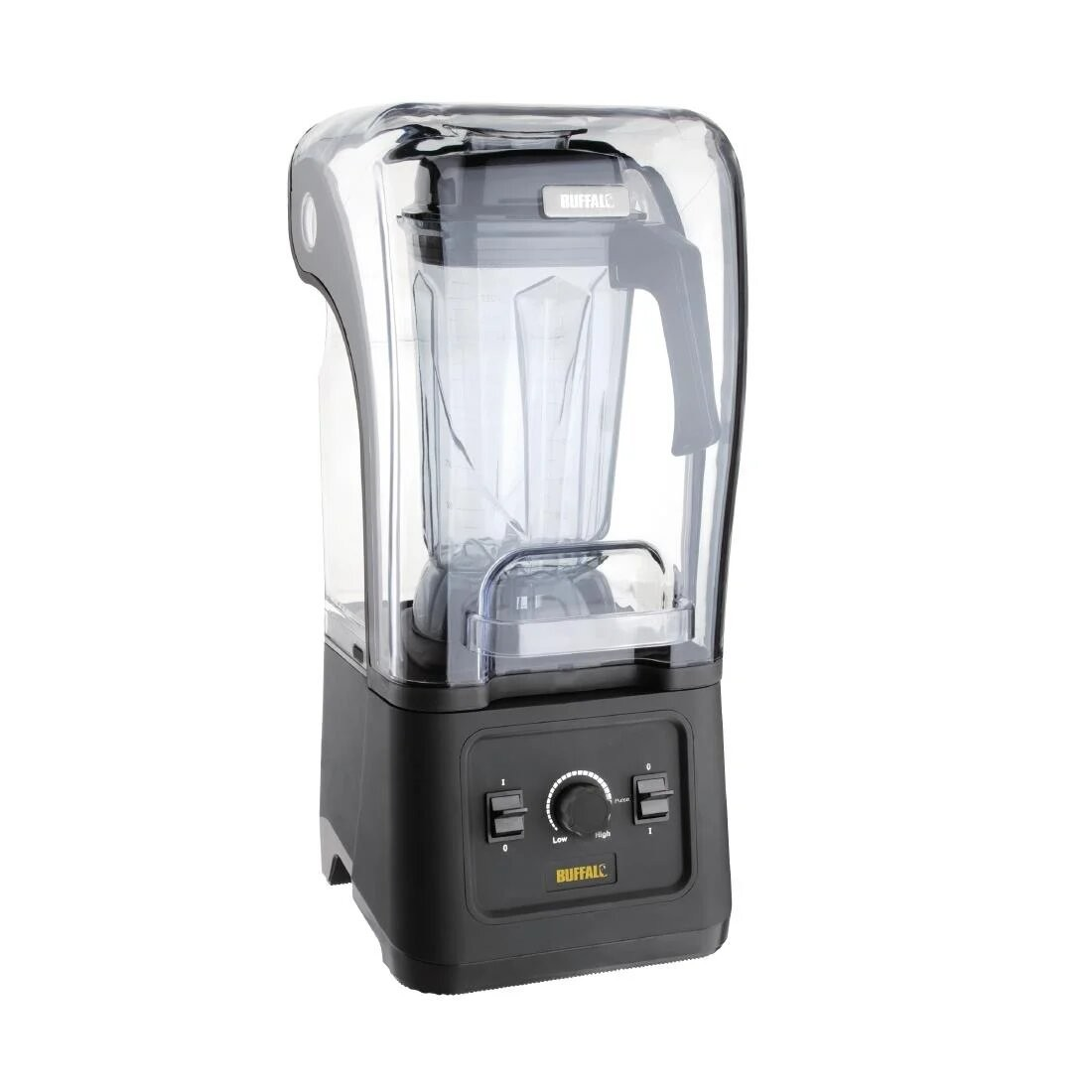 Buffalo DR825 Bar Blender 2.5Ltr with Sound Enclosure and Manual controls