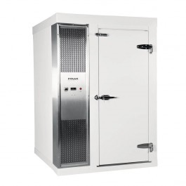 --- POLAR DS481-FWH --- U-Series 1.5 x 1.2m Walk in Freezer Room with Optional Colours