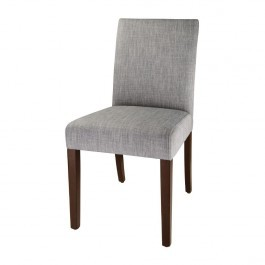 Bolero DT696 Charcoal Grey Chiswick Dining Chair - Pack 2