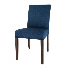 Bolero DT697 Royal Blue Chiswick Dining Chair - Pack 2