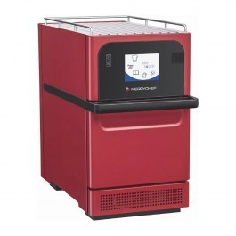 --- MERRYCHEF Eikon E2S HP TREND RED --- High Power Oven with Catalytic Converter