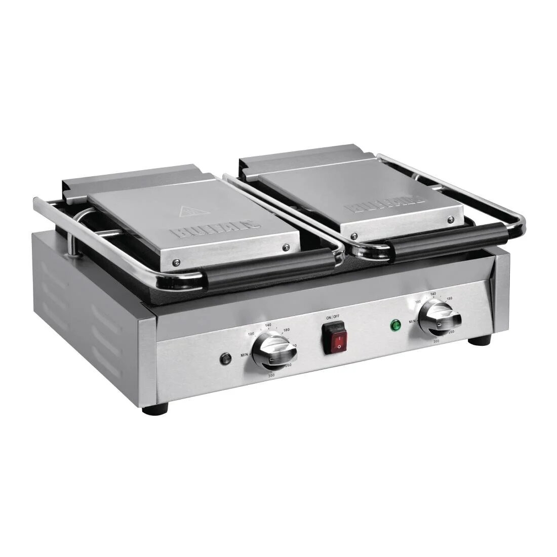 Buffalo DY998 Bistro Double Contact Grill