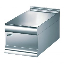 Lincat WT3D Silverlink 600 Work Top with Drawer