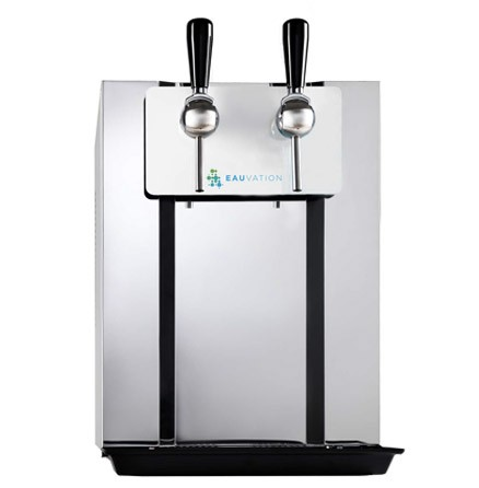 EAUVATION Acqua 80T Compact Table Top Pre Bottled Water Dispenser