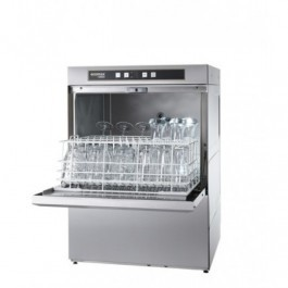 Hobart G504S Ecomax Glasswasher with Drain Pump and Water Softener