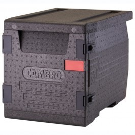 Cambro GoBox EPP300110 - Front Loading Food Box