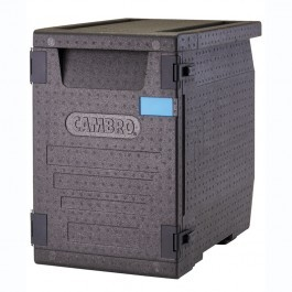 Cambro GoBox EPP400110 - Front Loading 86 Litre Food Box