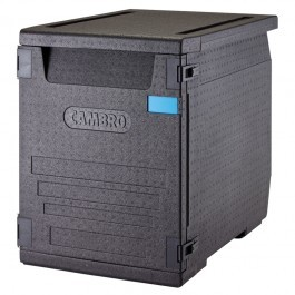 Cambro GoBox EPP4060F6R110 - Bakery 126 Litre Front Loader with 6 Rails