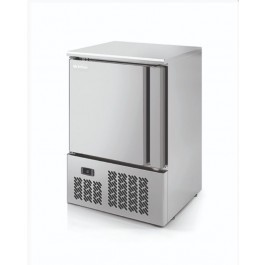 Infrico ESC150 Single Stainless Steel Door Glass Froster