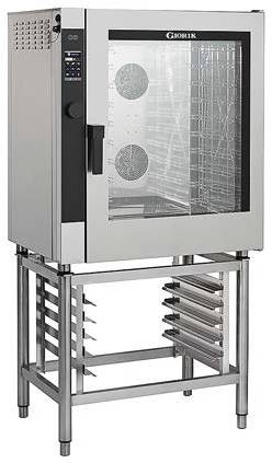 Giorik EASYair ETE10X-W Touch Screen 10 Rack Electric Convection Oven