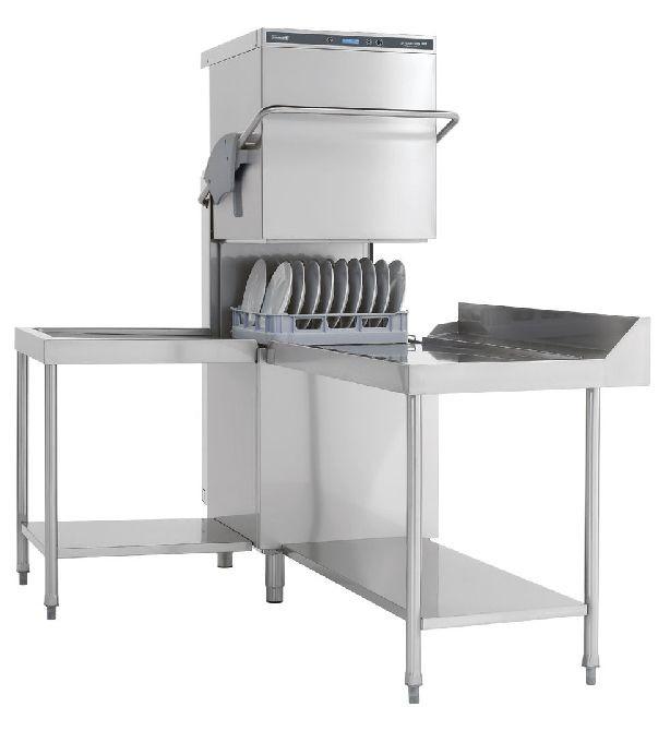 --- MAIDAID EVOLUTION 2035WS --- Pass Through Dishwasher with Drain Pump and Softener