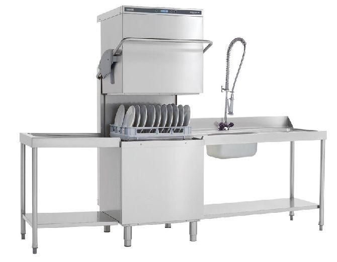 --- MAIDAID EVOLUTION 2060 --- Pass Through Dishwasher with 600mm Trays & Drain Pump