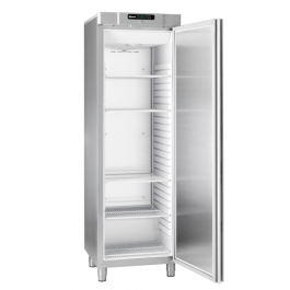 Gram Compact F 420 RG L1 5W Upright Stainless Steel Freezer - 964220441