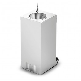 --- IMC F63/500 --- Hands Free Infrared Mobile Wash Basin