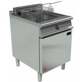 Falcon E3860 Dominator Plus Single Pan Twin Basket Electric Fryer