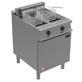 Falcon E3865 Dominator Plus Twin Basket Electric Fryer