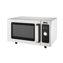 Buffalo FB861 Manual 1000w Commercial Microwave Oven