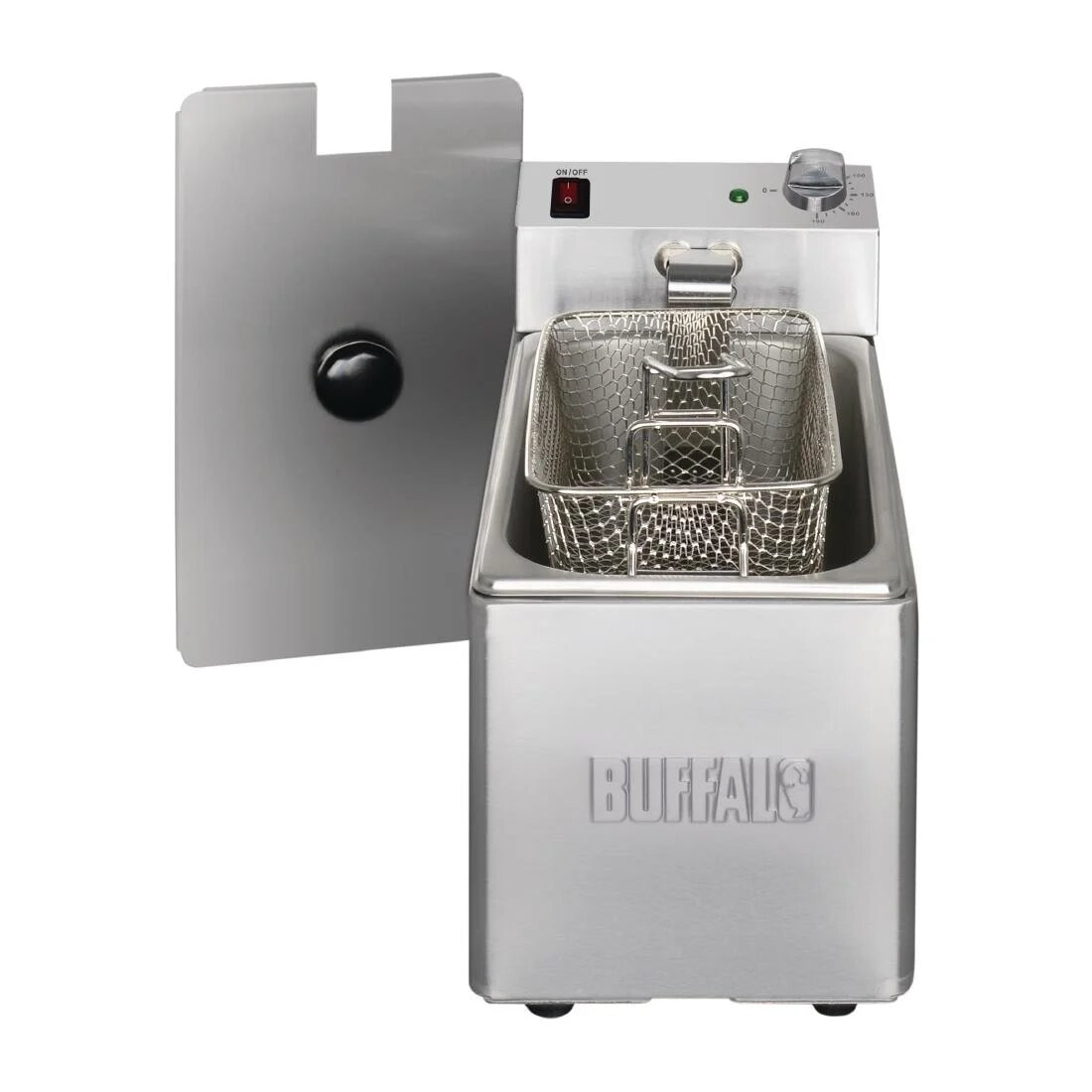 Buffalo FC255 Single Tank Countertop Fryer