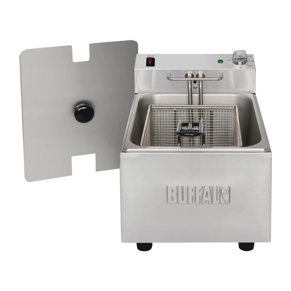 Buffalo FC256 Single Tank Countertop Fryer