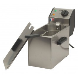 Roller Grill FD50 Single Countertop Fryer 2
