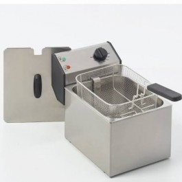 Roller Grill FD80 Single Tank Countertop Fryer