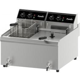Prodis FDF206 Countertop Electric Fryer