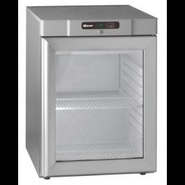 Gram Compact FG 220 RG 2W Stainless Steel Display Freezer - 962260441