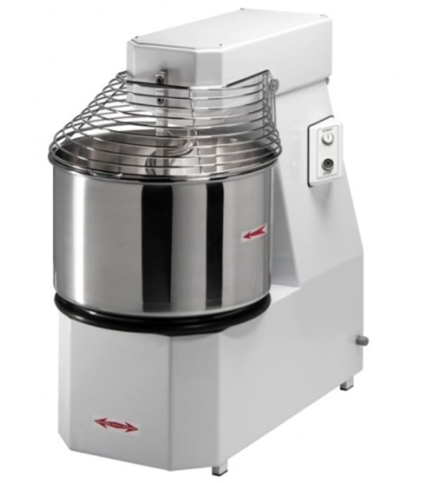 Fimar 18/SN Single Speed 22 Litre Spiral Mixer with Fixed Head