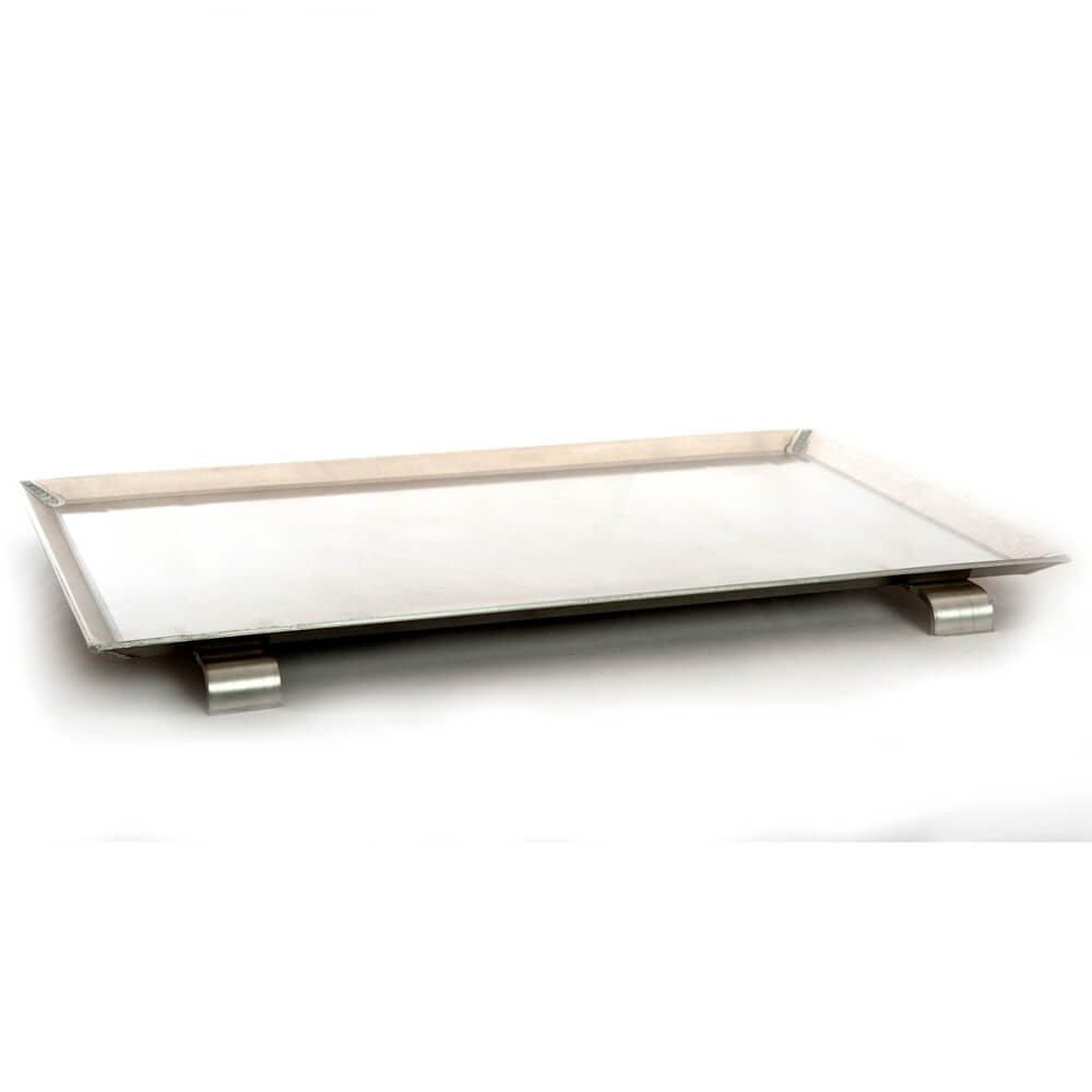 Cinders Flat Griddle Universal Fit for all SG80 and TG160 BBQ's