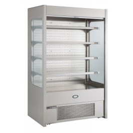 Foster FMPRO1500NG Pro 1500 Multideck with Nightblind and Glass