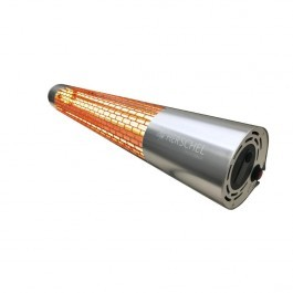 Herschel SUNSET CALIFORNIA 2KW Remote Controlled Electric Patio Heater - FN834