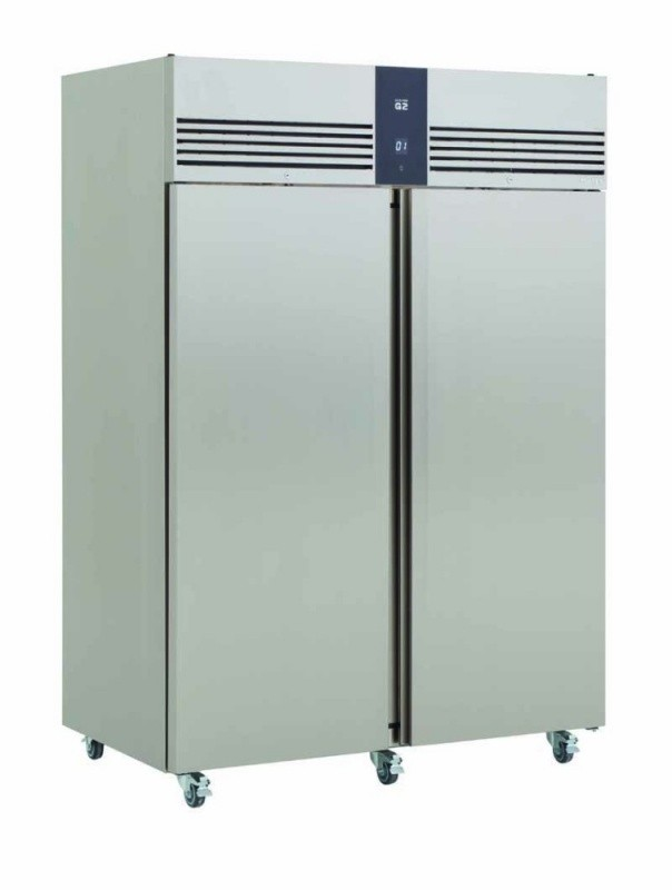 Foster Eco Pro G2 EP1440L Twin Upright Freezer Cabinet  1