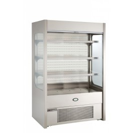 Foster FMSLIM1200NG Slim 1200 Multideck with Nightblind and Glass 3
