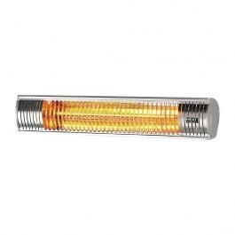 Shadow Ultra Low Glare Patio Heater Silver 2kW - FP798