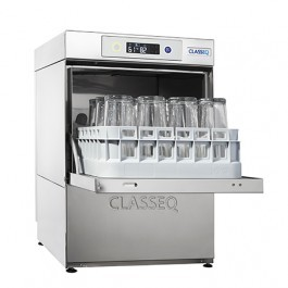 Classeq G350P Standard Front Loading Glasswasher with Drain Pump